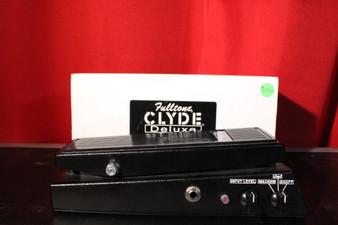 Fulltone Clyde Deluxe Wah (Used)