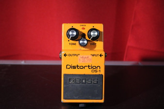 Boss DS-1 Distortion (Used)