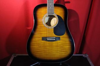 Jay Turser JJ45F-TSB Full Size Acoustic Guitar