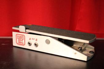 Ernie Ball Stereo Volume Pedal Side Jacks (Used)