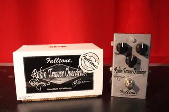 Fulltone Custom Shop Robin Trower Overdrive (Used)