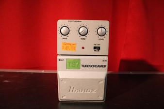 Ibanez TS7 Overdrive Tone Lock Series (Used)