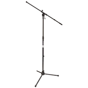 On Stage Euro Boom Tripod Microphone Stand