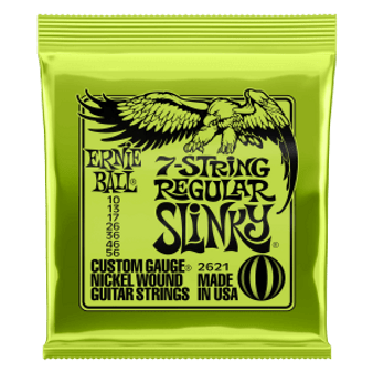 Ernie Ball 7-string Regular Slinky (10-56)
