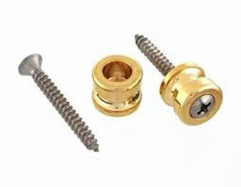 Schaller Strap Buttons Gold Ap 0682 002