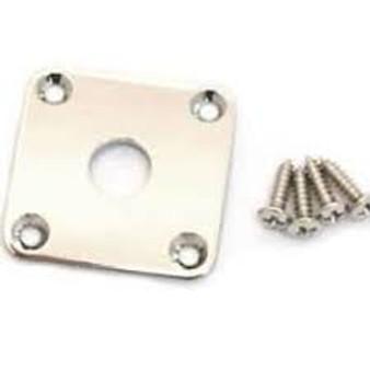 Metal Jackplate Nickel Ap 0633 001