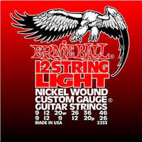 Ernie Ball 12 String Light #2233