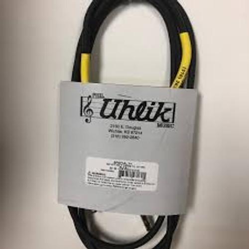 Rapco Speaker Cable 10ft 16GA 1/4m-1/4m