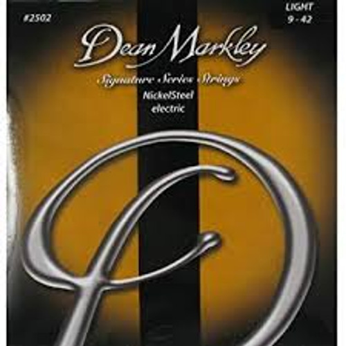 Dean Markley Signature Series Lights 9-42 #2502