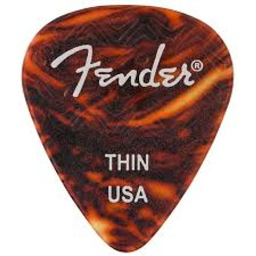 Fender Pick Thin