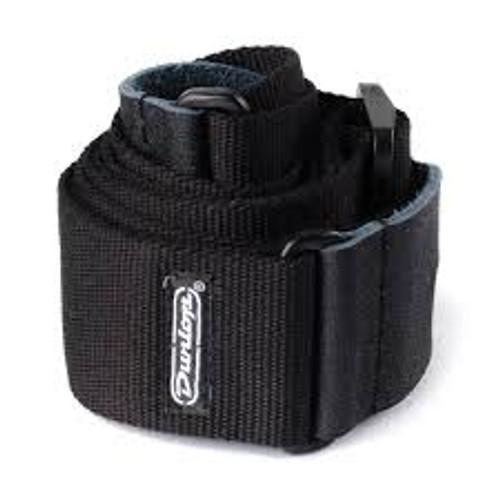 Dunlop Black Cotton Strap