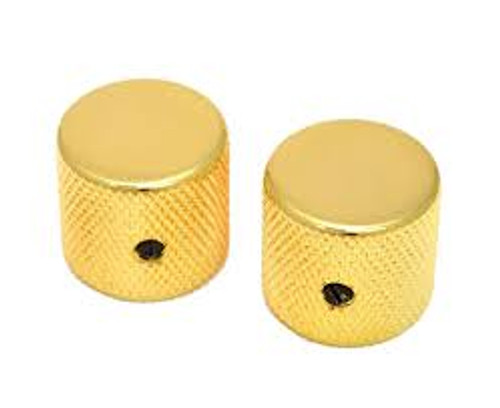 All Parts Gold Barrel Knobs