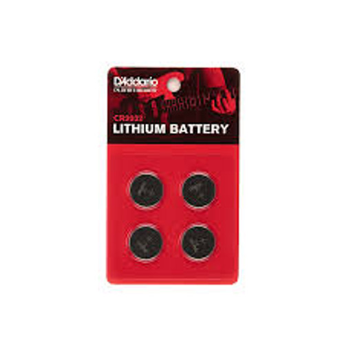 Daddario Cr2032 Lithium Battery Pack