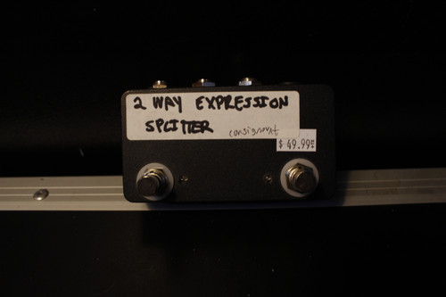 American Loopers 2 Way Splitter Selector (ABY Switcher) (Used)