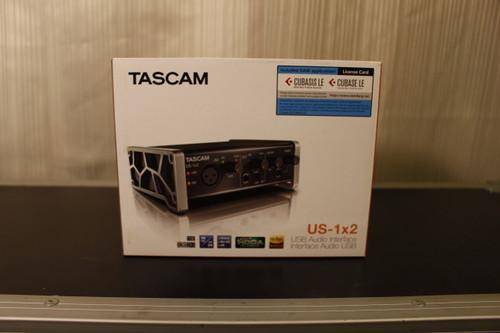 Tascam US 1X2 Audio Interface