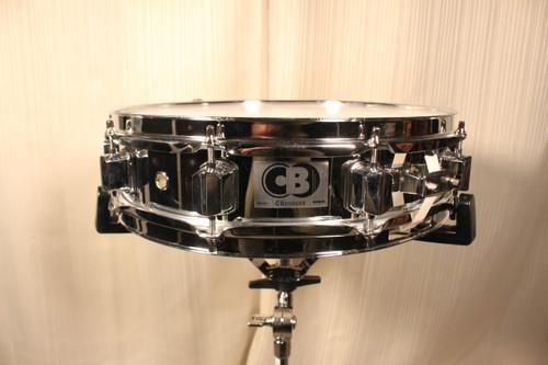 CB Chrome 14X3 Piccolo Snare Drum (Used)
