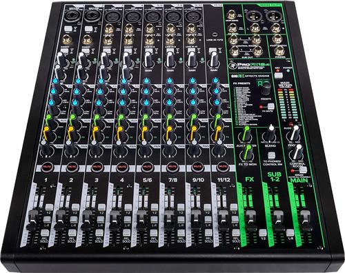 Mackie ProFX12v3 Professional Mixer