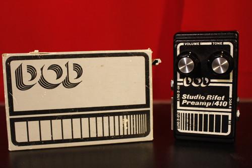 1970's DOD Studio Bifet Preamp/410 (Used)