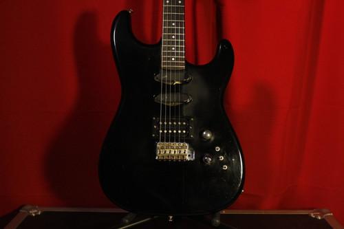 1986 Squier Contemporary Stratocaster (MiJ) w/ Case