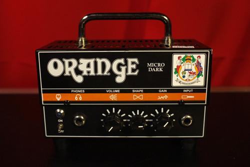 Orange Micro Dark 20 Watt Hybrid Tube Head (Used)
