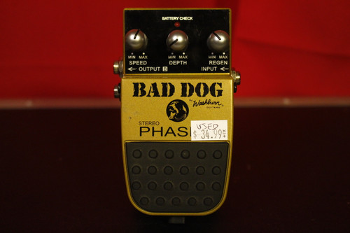 Bad Dog Phaser (Used)