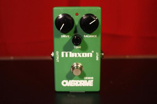 Maxon OD808 Overdrive (Used)