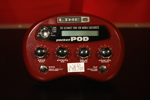 Line 6 Pocket Pod (Used)