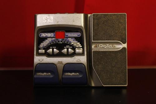 Digitech RP80 Multi Effects Guitar Processor (Used)