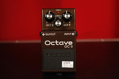 Boss OC-2 Octave (Used)