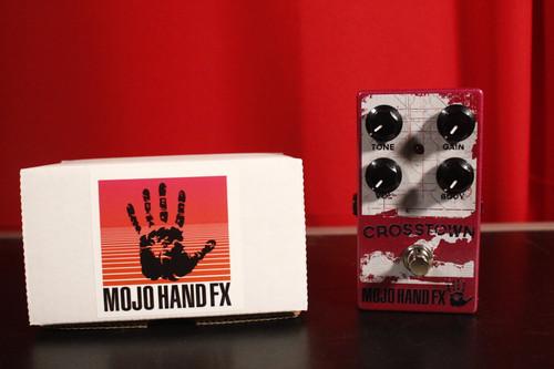 Mojo Hand FX Crosstown Classic Germanium/Silicon Fuzz