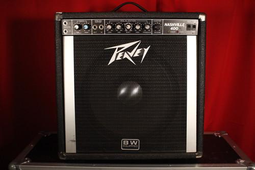 Peavey Nashville 400 210 Watt 1X15 Steel Guitar Cab (Used)
