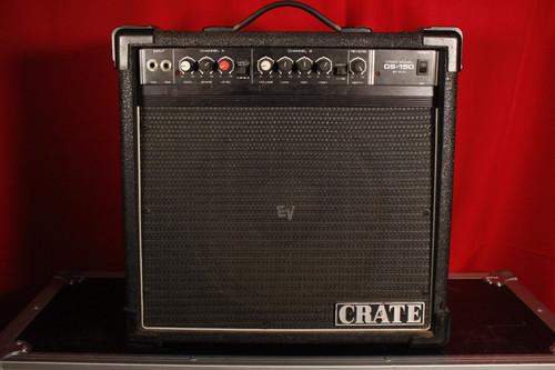 1980s Crate GS-150 150 Watt Combo Amp (Used)