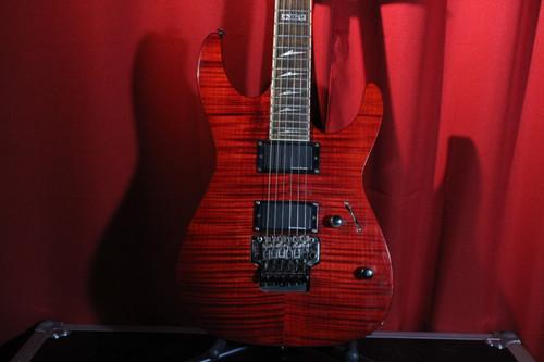 ESP LTD M-200FM w/ Hard Case (Used)