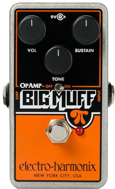 Electro Harmonix OpAmp Big Muff