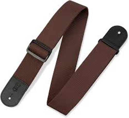 Levys Guitar Straps (Brown)