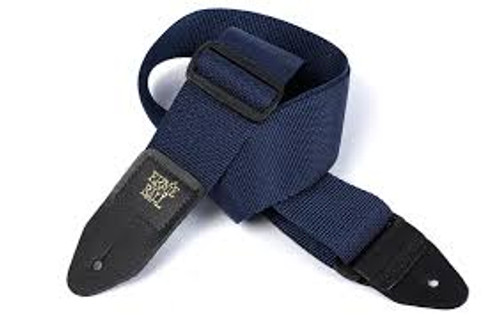 Ernie Ball Straps (Navy Blue)