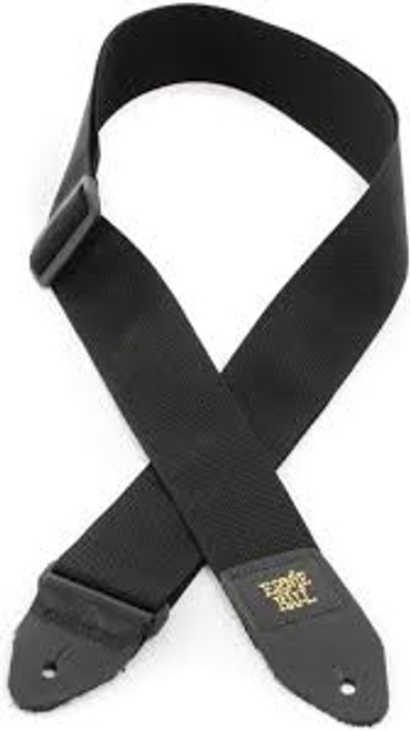 Ernie Ball Strap (Black)