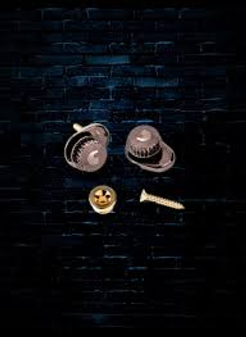 Daddario Universal Strap Lock (Gold)