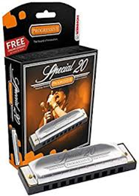 Hohner Special 20 Harmonica  Key C