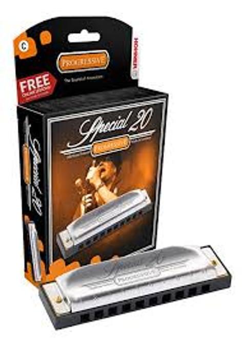 Hohner Special 20 Harmonica  Key G