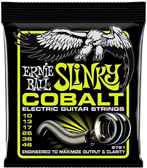 Ernie Ball Cobalt Slinky #2721 (10-46)