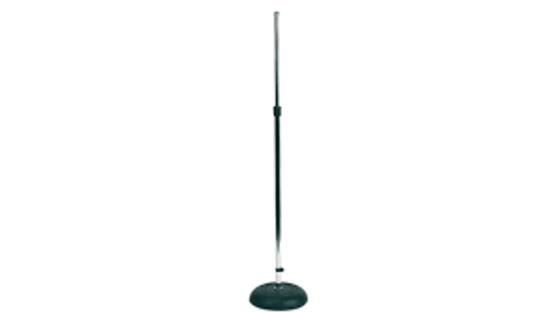 Peavey Round Base Mic Stand (chrome)