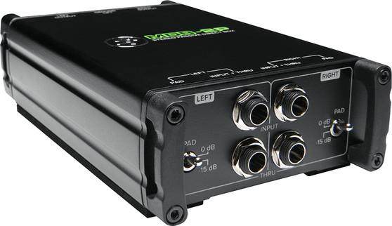 Mackie MDB-2P Stereo Direct Box