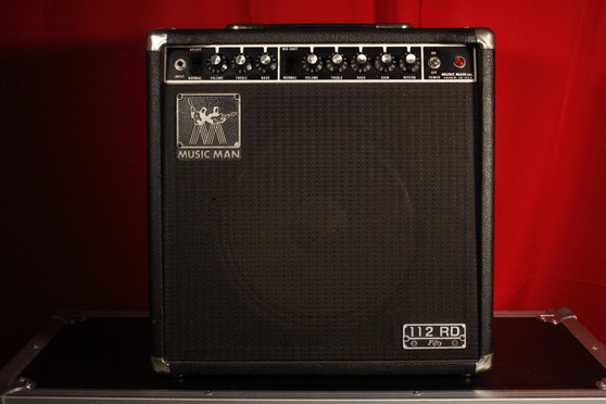 Music Man 112 RD Fifty 50 Watt 1X12 Combo (Used)
