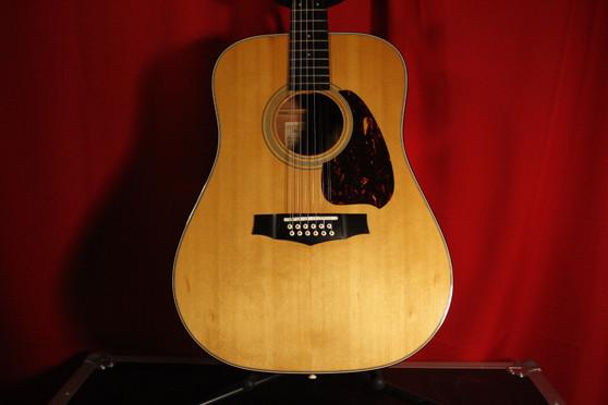 Ibanez V302 12 String w/ Chipboard Case (Used)