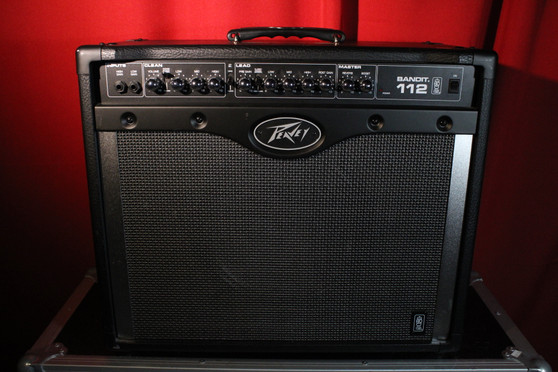 Peavey Bandit 112 Guitar Combo Amp (Used)