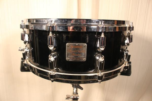 Yamaha Birch 14X5.5 Snare Drum w/ Gig Bag & Stand (Used)