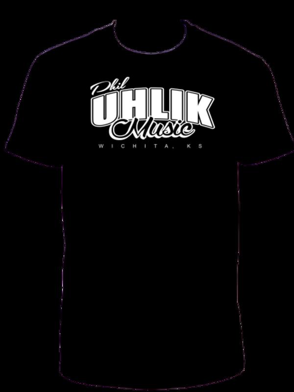Uhlik Music T-Shirt Medium