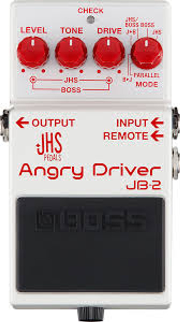 Boss JB 2 Angry Driver JHS