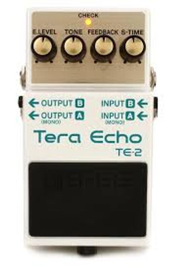 Boss TE 2 Tera Echo